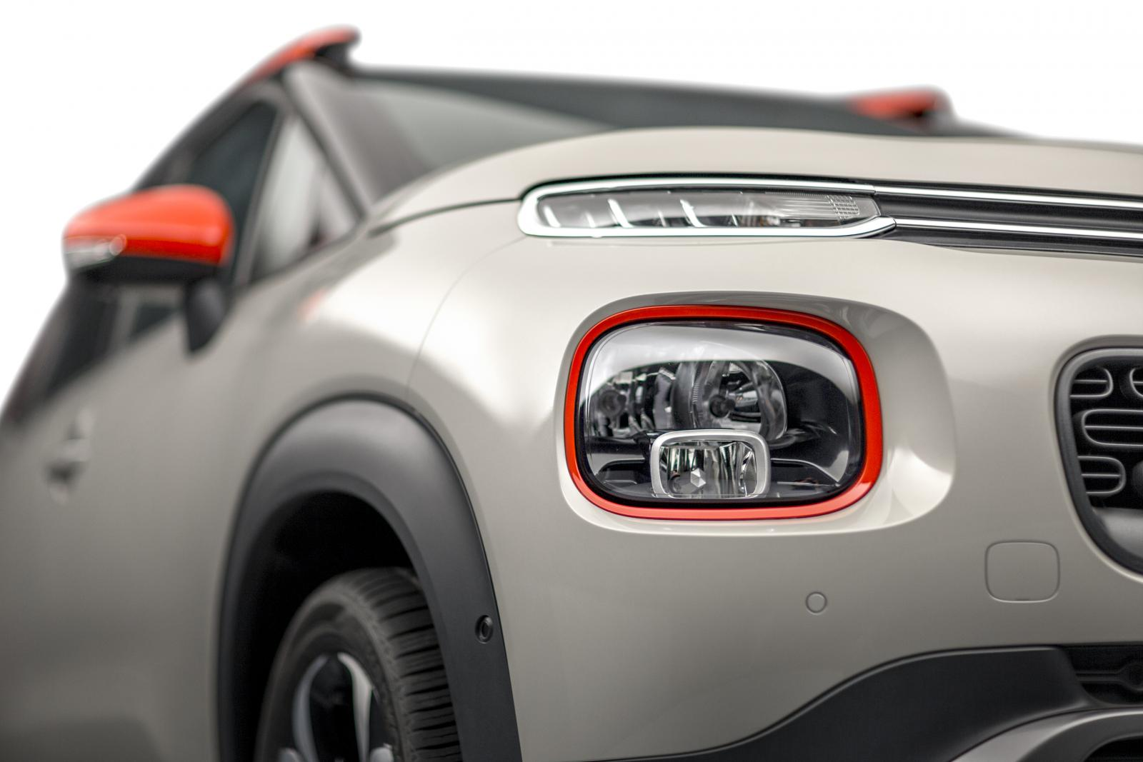 Compact SUV C3 Aircross  - 3/4 Frontansicht